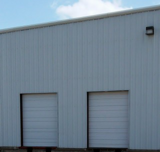 Commercial Overhead Doors by Hale's Overhead Doors in central Oklahoma