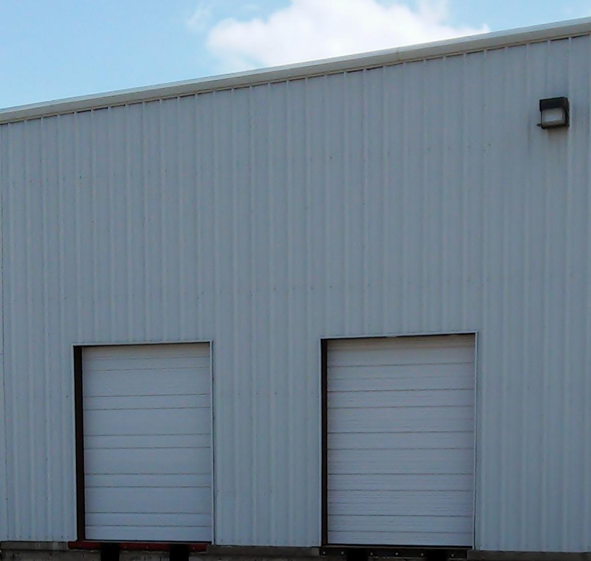 Commercial hale 39 s overhead doors for Overhead garage door okc